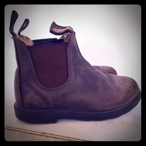 Blundstone boots, kids